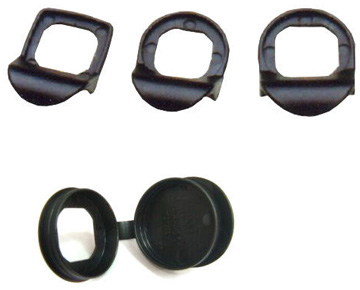 【NL-406 / PP-406】Spare Parts of Handle  |Hardware