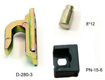 【D-208-3 / PN-15-6】Spare Parts of Handle  |Hardware