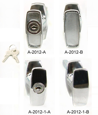 【A-2012/A-2012-1】Rectangle Barrel Handles  |Knob & Handle Locks