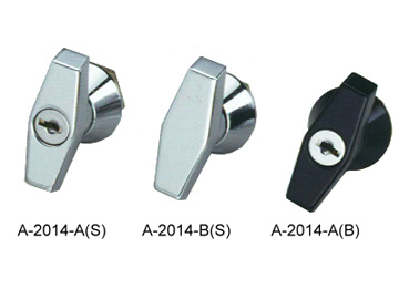 【A-2014】Round Barrel Handle  |Knob & Handle Locks