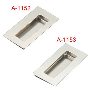 【A-1152 / A-1153】Embedded pulls  |Handles&Drawer Pulls
