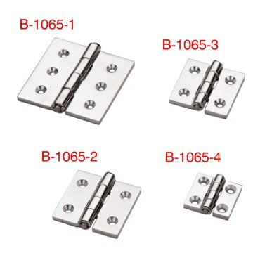 【B-1065】Stainless butt hinges for heavy-duty use  |Door Hinges