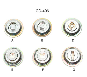 【CD-406】Small Rod Locks  |Locks