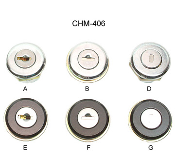 【CHM-406】Small Rod Locks  |Locks