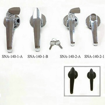 【SNA-140】Waterproof Handles  |Knob & Handle Locks