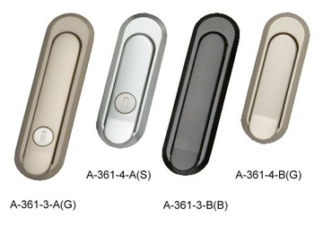 【A-361】Waterproof flush handles  |Door Handles & Knobs